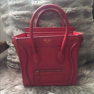 AUTHENTIC NANO CELINE TOTE BAG!! ❤️❤️ MINT COND'T
